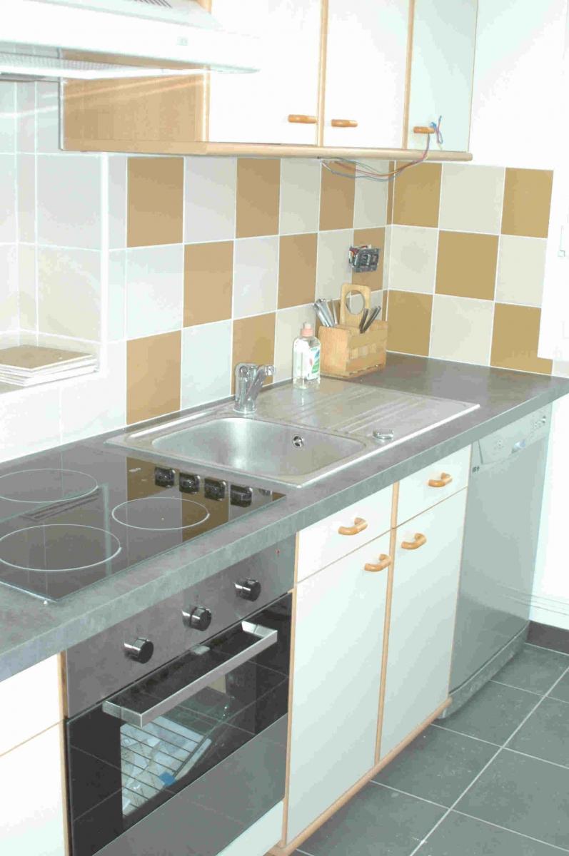 lave vaisselle et four traditionnel
