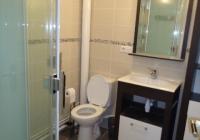 2nd salle de douche avec WC